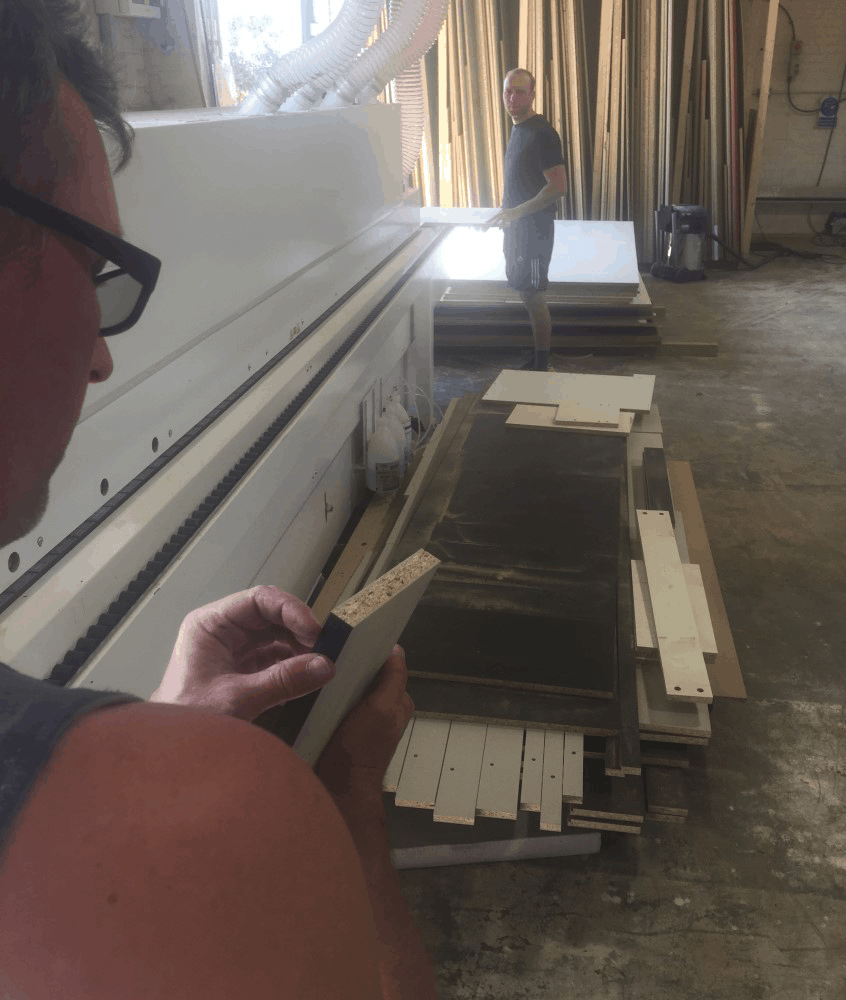 Edgebanding | Trade CNC