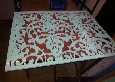 Victorian Fretwork Panel