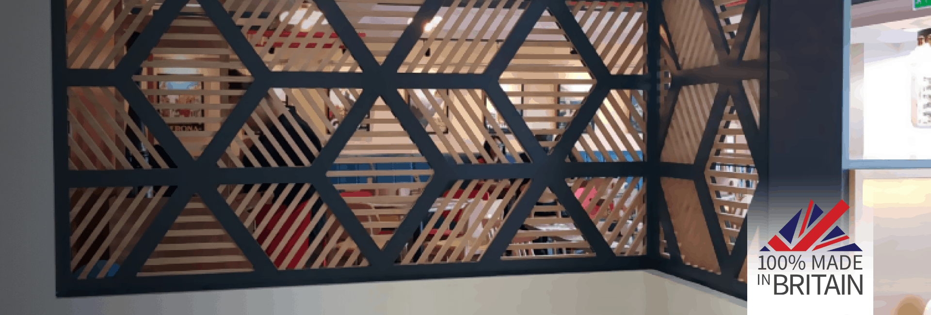 Fretwork panels